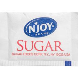 N'Joy Pure Cane Sugar Packets, 1/10 Oz Packets