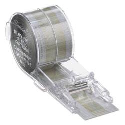 Swingline Cartridge Staples, 0.38 in Leg, 0.5 in Crown, Steel, 5,000/Box