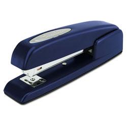 Swingline 747 Business Full Strip Desk Stapler, 25-Sheet Capacity, Royal Blue