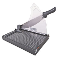 Swingline Heavy-Duty Low Force Guillotine Trimmer, 40 Sheets, Metal Base, 10 1/2 x 17 1/2