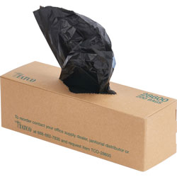 Tatco PoopScoopers Dog wast Bag, 2000BG/CT, Black