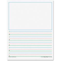 Teacher Created Resources Writing Paper, 8-1/2 inWx11 inLx1-3/5 inH, 360 SH/PK, WE
