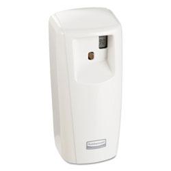Rubbermaid TC Microburst Odor Control System 9000 LCD, 3.6 in x 4.33 in x 8.75 in, White