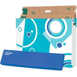 Trend Enterprises File 'n Save System Chart Storage Box, 30-3/4 x 23 x 6-1/2, Bright Stars Design