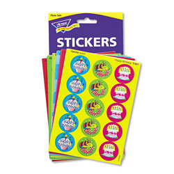Trend Enterprises Stinky Stickers Variety Pack, Holidays and Seasons, 435/Pack