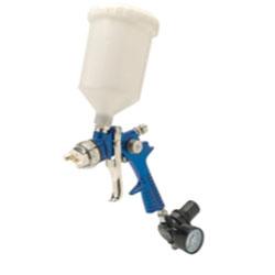 Titan Gravity Feed HVLP Spray Gun with 1.4mm