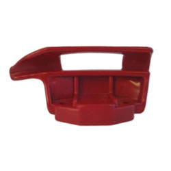 The Main Resource Red Plastic Mount/Demount Head For Hunter Tire Changers