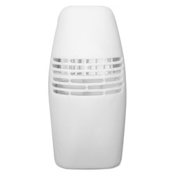 Timemist Locking Fan Fragrance Dispenser, 3 in x 4.5 in x 3.63 in, White