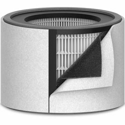 Trusens Replacement Filter 3in1 HEPA for Z2000AP - HEPA/Activated Carbon