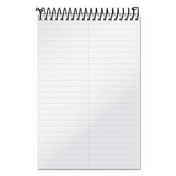 TOPS Docket Gold Steno Books, Gregg Rule, 6 x 9, White, 100 Sheets