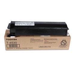Toshiba T4530 Toner, 30000 Page-Yield, Black