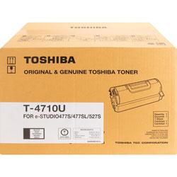 Toshiba Toner Cartridge, f/ E-Studio 477, 36,000 Page Yield, Black