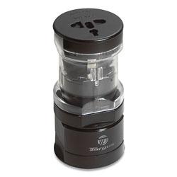 Targus World Traveler AC Power Adapter, 110 to 250V AC, Black