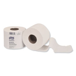 Tork Premium Bath Tissue, Septic Safe, 2-Ply, White, 625 Sheets/Roll, 48 Rolls/Carton