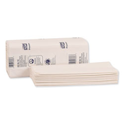 Tork Premium C-Fold Hand Towel, 10.13 x 12.75, White, 125/Pack, 16 Packs/Carton