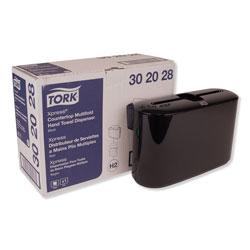 Tork Xpress Countertop Towel Dispenser, 12.68 x 4.56 x 7.92, Black