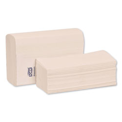 Tork Premium Multifold Towel, 1-Ply, 9 x 9.5, White, 250/Pack,12 Packs/Carton