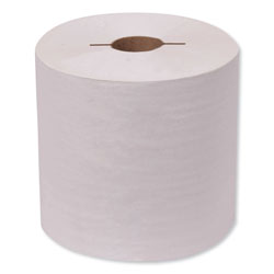 Tork Universal Hand Towel Roll, Notched, 1-Ply,7.5 x 10,Natural White, 960/Roll, 6/Carton