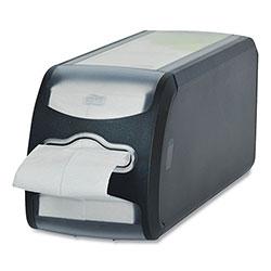 Tork Xpressnap Fit® Napkin Dispenser, Countertop, 4.8 x 12.8 x 5.6, Black