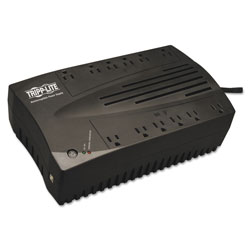 Tripp Lite AVR Series Ultra-Compact Line-Interactive UPS, USB, 12 Outlets, 900 VA, 420 J