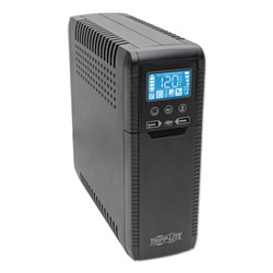 Tripp Lite ECO Series Desktop UPS Systems with USB Monitoring, 8 Outlets 1000 VA, 316 J