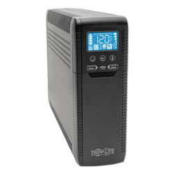 Tripp Lite ECO Series Desktop UPS Systems with USB Monitoring, 10 Outlets, 1440 VA, 316 J