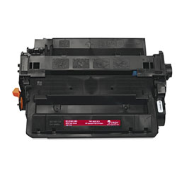 Troy 0281601001 55X High-Yield MICR Toner Secure, Alternative for HP CE255X, Black