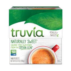 Truvia Natural Sugar Substitute, 140 Packets/Box