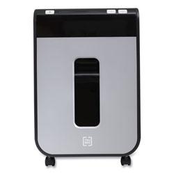 TRU RED™ TR-NMC102A Micro-Cut Personal Shredder, 10 Manual Sheet Capacity