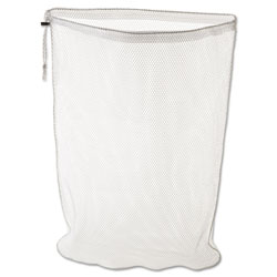 Rubbermaid Laundry Net, Synthetic Fabric, 24w x 24d x 36h, White