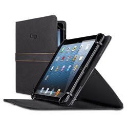 Solo Urban Universal Tablet Case, Fits 5.5 in up to 8.5 in Tablets, Black