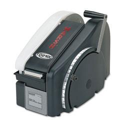 United Facility Supply Manual Tape Dispenser For Gummed Tape w/48oz Reservoir, Steel Blades, Black
