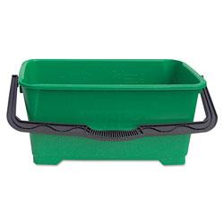 Unger Pro Bucket, 6gal, Plastic, Green