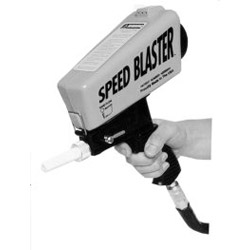 Unitech Speed BlasterSandblast Gun Red