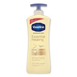 Vaseline® Intensive Care Essential Healing Body Lotion, 20.3 oz, Pump Bottle