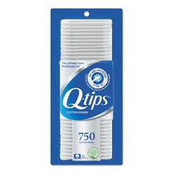 Q-tips® Cotton Swabs, 750/Pack, 12/Carton