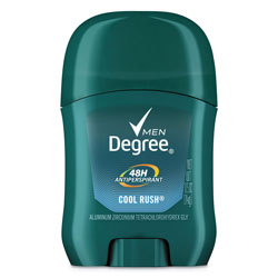 Degree Men Dry Protection Anti-Perspirant, Cool Rush, 1/2 oz