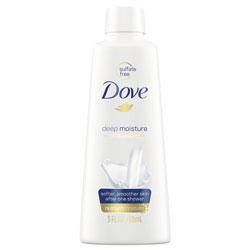 Dove Body Wash, Scented, 3 oz