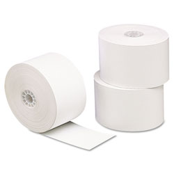 Universal Office Products Direct Thermal Printing Paper Rolls, 3.13 in x 230 ft, White, 10/Pack