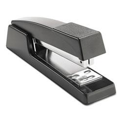 Universal Classic Full-Strip Stapler, 20-Sheet Capacity, Black