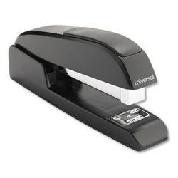 Universal Executive Full-Strip Stapler, 20-Sheet Capacity, Black