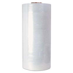 Universal Office Products High-Performance Pre-Stretched Handwrap Film, 16 in x 1500ft, 32-Ga, Clear, 4/CT