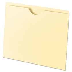 Universal Office Products Economical Manila File Jackets, Letter Size, Manila, 100/Box
