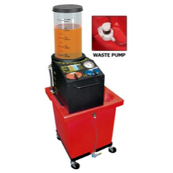 Uview Vacufill 570000X with Waste Pump