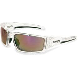 Unimed-Midwest Hypershock Eyewear, Sport-Inispired, Clear