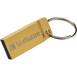 Verbatim 64GB METAL EXECUTIVE USB 3.0