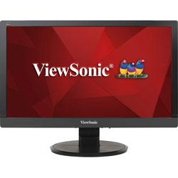 Viewsonic LED Monitor, Full HD, 18.6 inW x 8.3 inD x 13.7 inH, Black