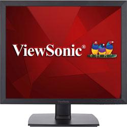 Viewsonic LED Monitor, Anti-Glare, 16.4 inW x 7.8 inD x 15.8 inH, Black