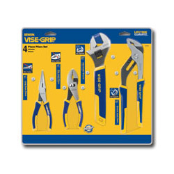 Vise Grip 4 Piece ProPliers Set