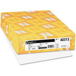 Wausau Papers Exact Index Paper, 90GE, 8-1/2 in x 14 in, 250 Sheets/PK, WE